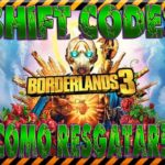 BORDERLANDS 3(CODIGOS FREE E COMO RESGATAR SHIFT CODES,GOLDEN