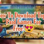 How To Download Top 5 Paid Games For Free For Android 2019