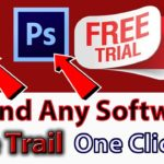 How to Extend Free Trial any Software, just one Click 32x 64x by