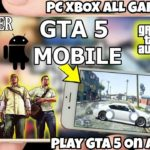 How to play GTA 5 on Android in 2019 Play Pc Xbox Games for