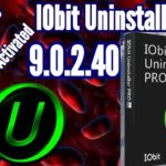 IObit Uninstaller PRO 9.0.2.40 With License Key + crack Full