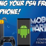 Modding your PS4 from your Android Device