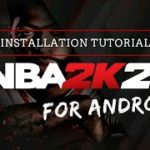 NBA2K20 Installation Tutorial APK+Data files download