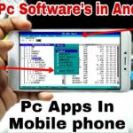 Run Dos Pc Softwares in Android phone Pc Apps in Mobile phone