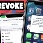 STOP APP REVOKES iOS 12 GET This ANTIREVOKE iOS 12 iPhone –