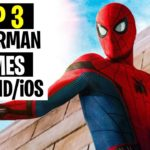 Top 3 Best Spiderman Games For AndroidiOS 2019