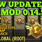 Update LIB 0.14.5 CHEAT PUBG MOBILE GLOBAL ROOT ANTI BANNED.