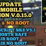 Cheat Pubg Mobile V.0.15.0 Push Rank Crown 31Kill Brutal Root