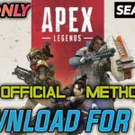 How to download Apex Legends for pc – download full version in