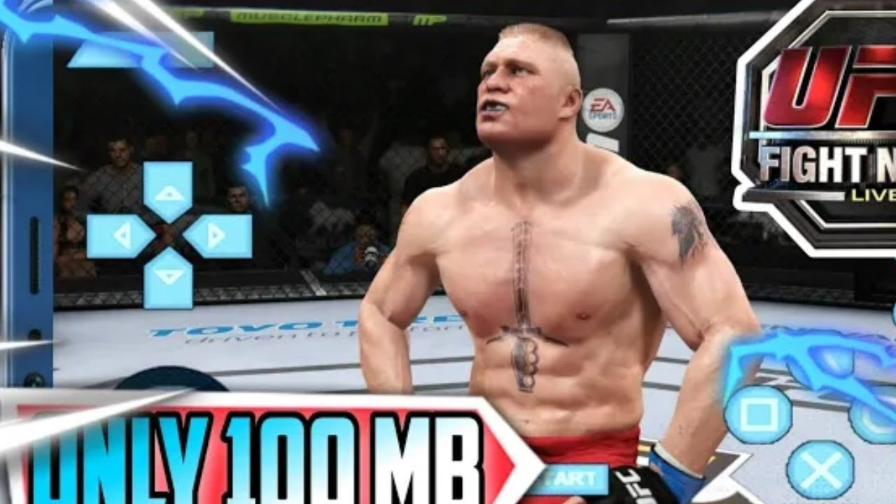 How to download UFC 2010 psp for Android only (100mb) Ufc Undisputed 3 Ps3 Rom