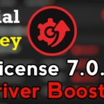 IObit Driver Booster 7 PRO License Key 2019 Full 👽 Hack From