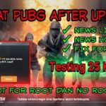 CHEAT PUBG AFTER UPDATE 200 MB ROOT DAN NO ROOT