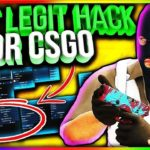 CS:GO FREE LEGIT CHEAT AIMBOT, ESP, WALLHACK UNDETECTED HACK