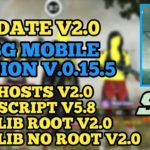Cheat PUBG Mobile V.0.15.5 New Season 10 Push Rank Go To