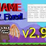 Growtopia Best trainer for v2.998 Free Download Aname v27