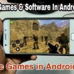 Play Dos Pc Games in Android phone Pc Games Softwares in