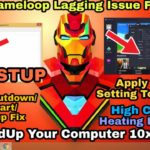SpeedUp Your LaptopComputer 10x Faster 100 ll How To BoostUp