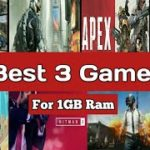 3 Best Games For 1GB2GB Ram Pcs Download Install