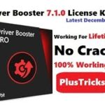IObit Driver Booster 7.1 PRO Serial Key Till 2023 ( No crack