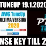 AVG TuneUp 19.12020 License KEY Till 2028 100 Working