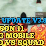 Cheat PUBG Mobile 0.16.5 Solo VS Squad 26 KILL Safe Update V3.8