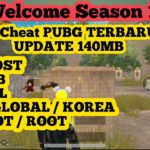 Cheat PUBG mobile TERBARU Welcome season 11 UPDATE 140MB ,