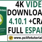 ✅DESCARGAR 4K Video Downloader 4.10.1 Serial Key + CRACK