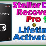 Stellar Data Recovery Pro 9 Full With Lifetime Activation I