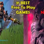 Top 31 Best Free to Play Games for PC Windows 10 Steam and