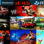 50MB Download All PPSSPP Games in one Apk