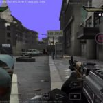 Black Playstation 2 Played on Android Damon PS2 Pro Emulator
