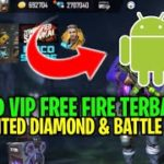CHEAT MOD FF UNLIMITED DIAMOND TERBARU – FREE FIRE KALAHARI
