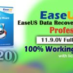 EaseUS Data Recovery Wizard Pro 11.9.0v Activated License Code
