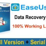 EaseUs Data Recovery Wizard Full version + Serial Key 100