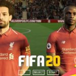 FIFA 20 PPSSPP Android Offline 600MB Best Graphics New Update