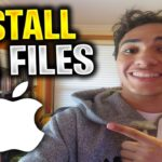 How to Install Any APP IPA File on iOS, iPhone iPad NO