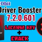IObit Driver Booster Pro 7.2.0.601 License key + Crack