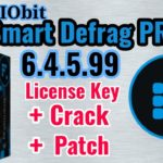 IObit Smart Defrag Pro 6.4.5.99 License Key Full Version