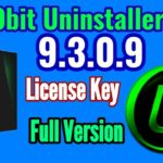 IObit Uninstaller Pro 9.3.0.9 License Key Full Version