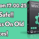 Ashampoo WinOptimizer V17.00.25 With Crack Working 100
