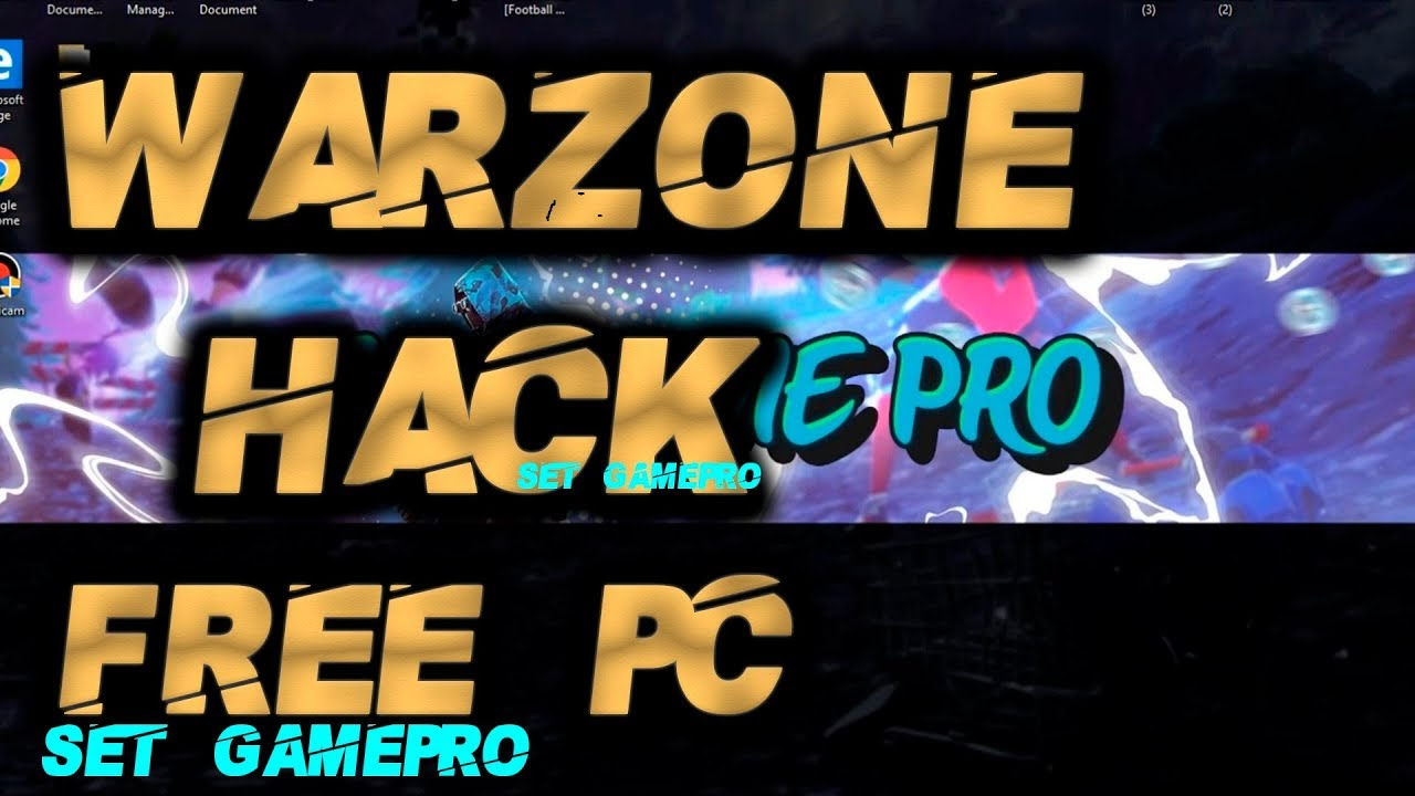 Call of Duty Warzone Hack FREE PC AIMESP Download 1 - Free Game Hacks