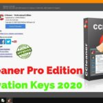Ccleaner Professional License Keys Free Download Full