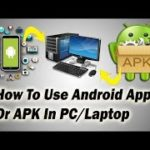 HOW TO WORK YOUR ANDROID APPS IN PC LAPTOP IN HINDI how to