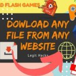 Download Flash Games, Any File from Any Website on Android