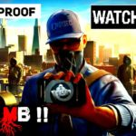 Download Watch Dogs 1 Highly Compressed Full Game Free For Pc in
