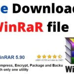 How to download winrar file-New version 2020winrar 5.90 free
