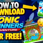 Sonic Runners Adventure Download – How to Download Sonic Runners