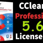 CCleaner Professional 5.67 License Key 2020 – No Crack