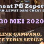 CHEAT PB ZEPETTO 30 MEI 2020 Paling Aman (File No Password,