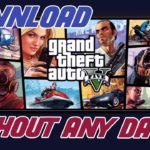 Download GTA V on EPIC Games without DATA Simple Trick to save